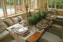 Tablescapes & Place Settings