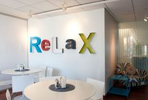 Chill room office / Travel Corporation