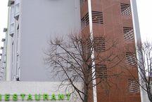 Campanile / Rénovation des chambres, au restaurant et création d'un escalier de secours – Porte d'Italie - Maitre d'ouvrage : CAMPANILE Coûts : 2,6 M€ - Année : 2007 - 2010
