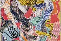 VAP1-Frank Stella / Artist Model