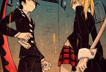 Soul Eater / All things soul eater - primarily anime and manga.