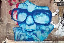 Graff / Street Art / by Timothée Silie