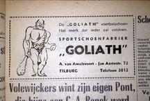 Historie Goliath