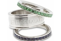 Seahawks Watches & Jewelry / Show off your Seahawks pride with Watches & Jewelry / by Seahawks Mania