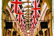 Cool Britannia / by B Schultz