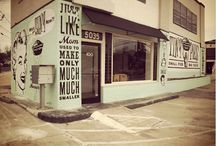Store Front / Tiny Pies store front location Austin, Texas. / by Tiny Pies