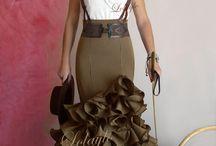 robe espagnole