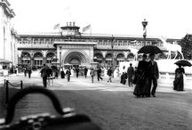Columbian Exposition, 1893 World's Fair / Since reading The Devil in the White City, I've been in love with the 1893 Columbian Exposition or Chicago World's Fair. These are some of the reasons why! Oh, if I could time travel!! / by Beth Silcox