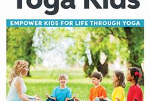 Go Go Yoga for Kids: A Complete Guide to Using Yoga With Kids / Go Go Yoga for Kids: A Complete Guide to Using Yoga With Kids. Get kids fit, flexible and focused through creative movement, yoga, mindfulness, games and fun. These ideas can be used in the home, school and studios.