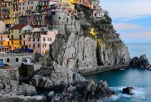 Travel / by Clare Marsigliano