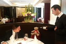Ricci, new member of #lerichemondfamily / Introducing Ricci, our new #teddybear / by Le Richemond