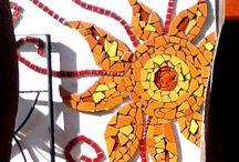 mosaico dibujos