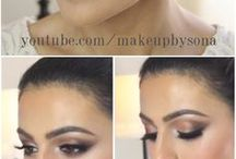 Inspiration mariage / Maquillages