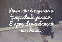 dançar na chuva.☔☔