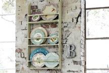 Vintage einrichten / Einrichtungsideen