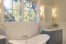 Bath Ideas / by Connie Leathers