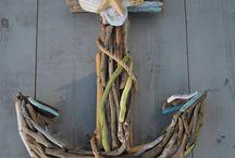 Driftwood fun!! / by Karolyn Jackson