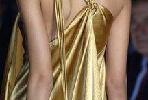 FASHION . Golden Aura