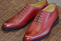 AH One Shoes & Repair / Paraboot Harmonie / Cuir Lis Rouge