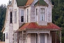 osamotene domky