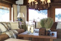 Home Decor - Alpine Lodge