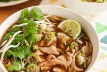 "Pho / Are you a fan of pho? Check out these ""pho""-nomenal recipes for the classic Vietnamese soup."