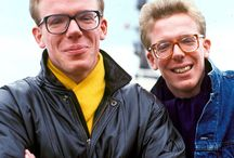 The Proclaimers glasses
