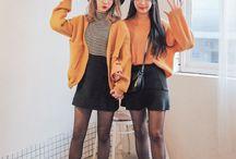 The Min twins