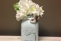 Mason Jars / by Stacey Carrick
