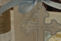 Baptism Decor