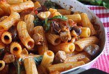 Primi piatti di mare - Italian Food