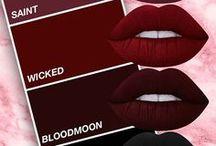 lippenstift bourgondie