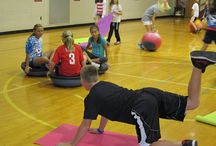 Fitness in the Community - Take Action