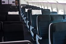 Top Long Haul Economy Class Cabins / Long haul Economy Class generally offers passengers a seat pitch of 31-34 inch, multiple complimentary meals and beverages, inflight entertainment through seat back screens, blankets and pillows. Other extras may include amenity kits and wifi.