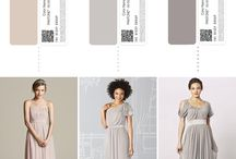 Oyster Wedding Color Palette