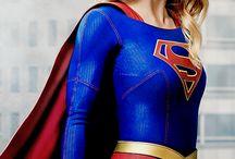 Supergirl, Sárkányok, Rajzok
