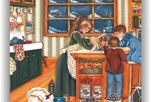 Obrazki życie rodzinne