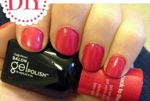 DIY home manicures / by Amber Powell