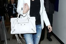 Celebrity Travel Style / Arrivals and departures - is the new fabulous catwalk show. / by Handbag.com