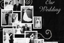 Scrapbook: wedding :)