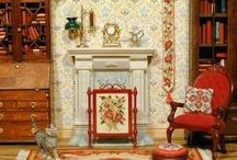 Dollhouse-Livingrooms / by Barbara Bashaw