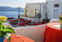 Barriello / restaurant in Trypity, Milos. Greece