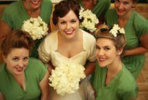 1940s {Wedding}