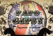 Papo Gipsy por Sayonara Linhares / Saiba mais>> http://aerithtribalfusion.blogspot.com.br/2015/02/papo-gipsy-por-sayonara-linhares.html