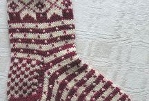 Носки, следочки