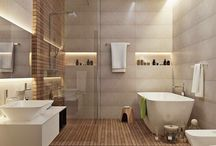 inspiring bathroom design / Share your favorite bathroom design | RULE: no duplicates, max 2 pin/day