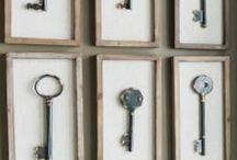 key and door locks