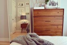 Bedroom Ideas / by Tara Verburg
