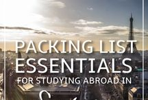 Study Abroad / by Carly Franco