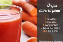 Jus de fruits ou légumes